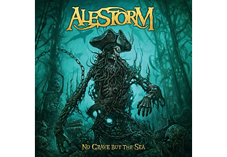 Alestorm - No Grave But The Sea (CD)