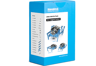 MAKEBLOCK mBot Six-legged robot Pack