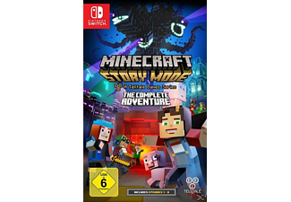 Minecraft Story Mode - The Complete Adventure [Nintendo Switch]