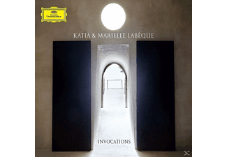 Katia Labeque, Marielle Labeque - Invocations - (CD)