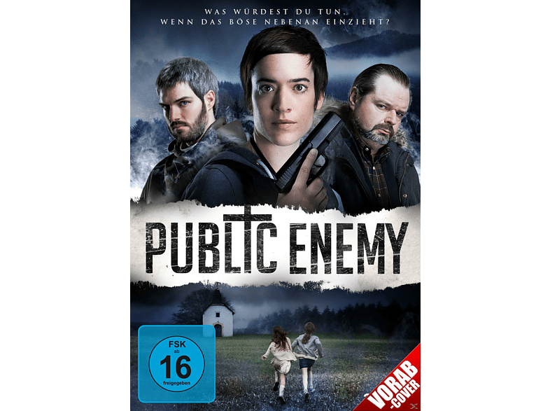 Public Enemy - Staffel 1  [DVD]