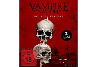 Vampire Nation Double Feature - (Blu-ray)