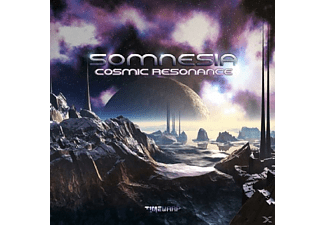 Somnesia - Cosmic Resonance - (CD)