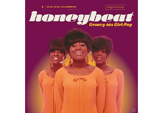 VARIOUS - Honeybeat-60s Girl Pop - (CD)