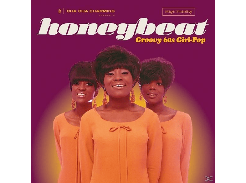 VARIOUS - Honeybeat-60s Girl Pop [CD]