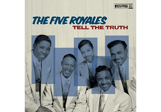 The Five Royales - Tell The Truth - (CD)
