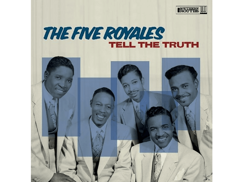 Five Royales - Tell The Truth [CD]