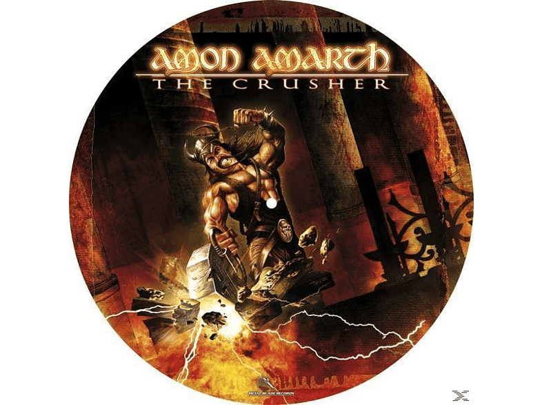 "Amon Amarth - The Crusher ""ORIG"" [Vinyl]"
