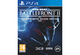 Star Wars: Battlefront II Édition Deluxe Soldat d'Élite PS4