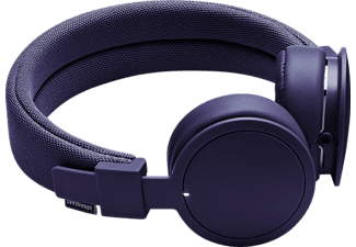 URBANEARS Plattan ADV, On-ear Kopfhörer, Headsetfunktion, Bluetooth, Eclipse Blau