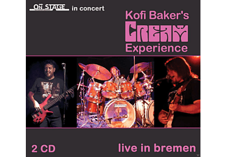 Kofi's Cream Experience Baker - Live In Bremen - (CD)