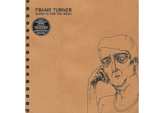 Frank Turner - Sleep Is For The Week (10th Anniversary Edition) - (LP + Download)