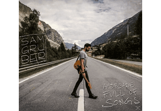 Sam Gruber - A Decade Full of Songs - (CD)