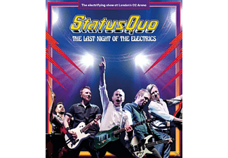 Status Quo - The Last Night Of The Electrics - (Blu-ray)