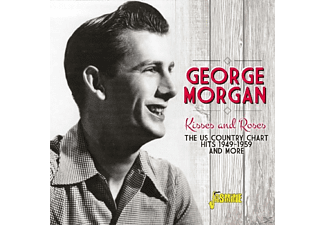 George Morgan - Kisses & Roses - (CD)
