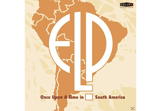 Emerson, Lake & Palmer - Once Upon A Time In South America - (Vinyl)