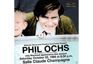 Phil Ochs - Live In Montreal - (CD)