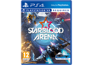 Starblood Arena PlayStation 4