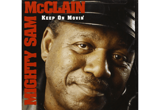 Mighty Sam McClain - Best of Soul Survivor (CD)