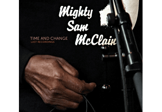 Mighty Sam McClain - Time And Change - Last Recordings (CD)
