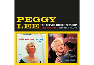 Peggy Lee - THE NELSON RIDDLE SESSIONS-JUMP FOR JOY+THE MA - (CD)