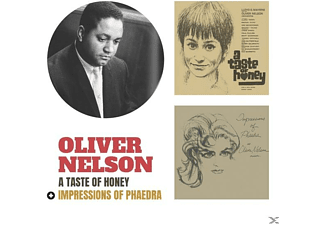 Oliver Nelson - A TASTE OF HONEY+IMPRESSIONS OF PHAEDRA (+2 BONUS - (CD)