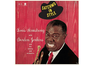 Louis Armstrong - SATCHMO IN STYLE (LTD.180G) - (Vinyl)