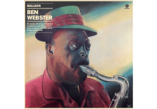 Ben Webster - BALLADS (+1 BUNUS TRACK/LTD.180G) - (Vinyl)