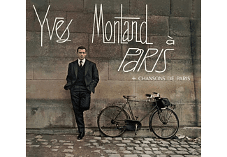 Yves Montand - A Paris+Chansons De Paris - (CD)