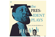 Lester Young, Oscar Trio Peterson - THE PRESIDENT PLAYS WITH THE OSCAR PETERSON TRIO [Vinyl]