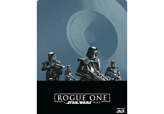 Rogue One - A Star Wars Story - 3D Steelbook Azione 3D BD&2D BD, Blu-ray