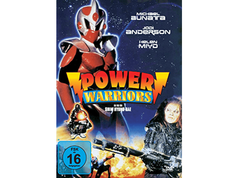 Power Warriors [DVD]