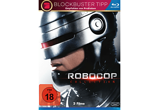 Robocop 1-3 Collection - (Blu-ray)