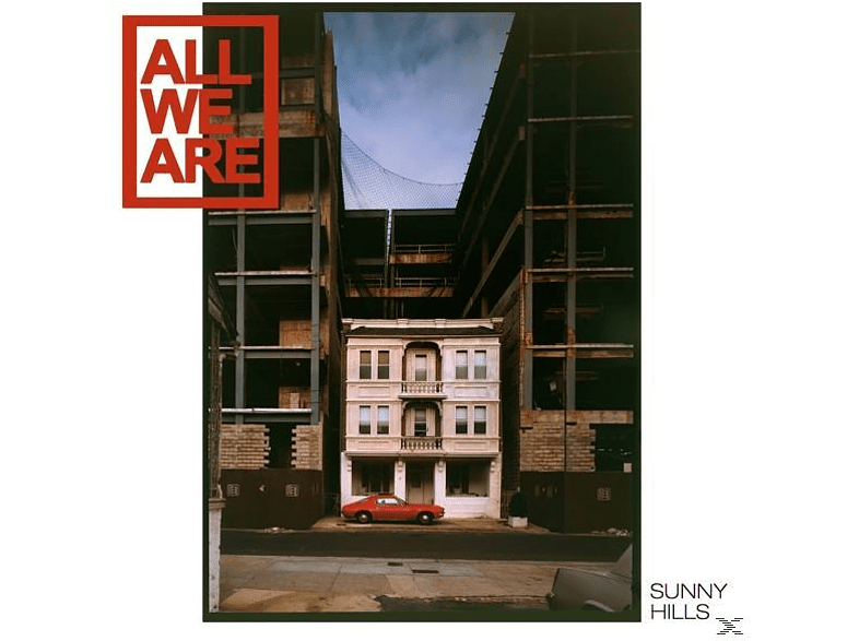 All We Are - Sunny Hills (LP+MP3) [LP + Download]