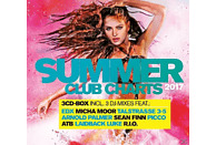 VARIOUS - Summer Club Charts 2017 [CD]