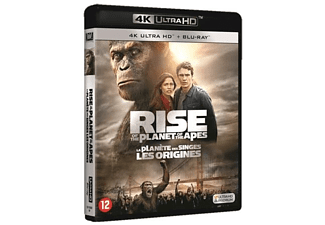 Rise Of The Planet Of The Apes | 4K Ultra HD Blu-ray