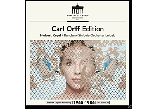 VARIOUS - Established 1947,Carl Orff Edition - (CD)
