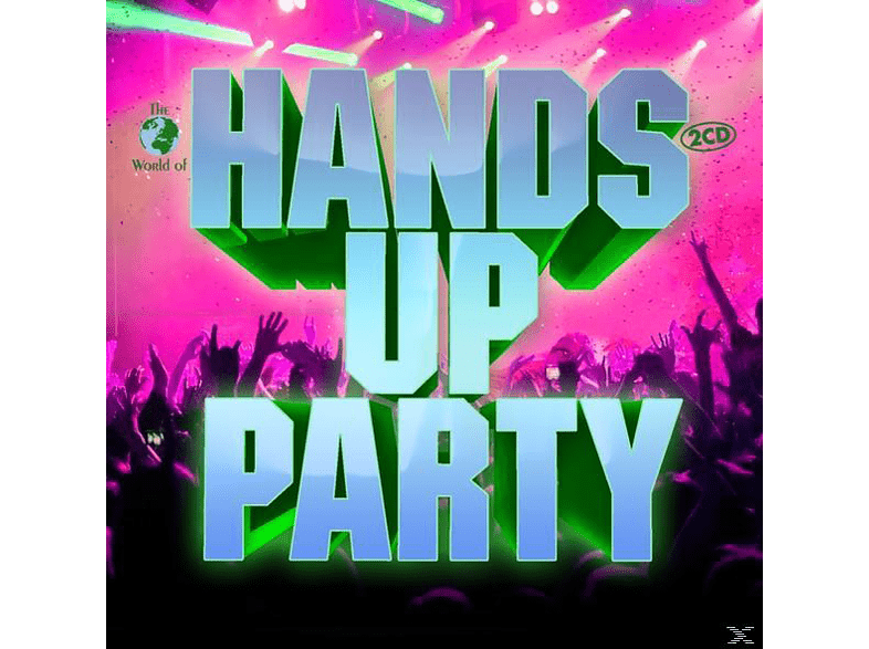 VARIOUS - Hands Up Party [CD]