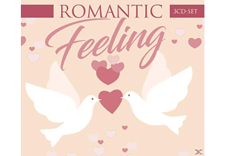VARIOUS - Romantic Feeling - (CD)