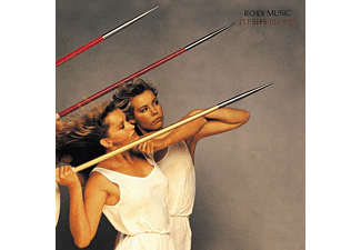 Roxy Music - Flesh And Blood (Vinyl) - (Vinyl)