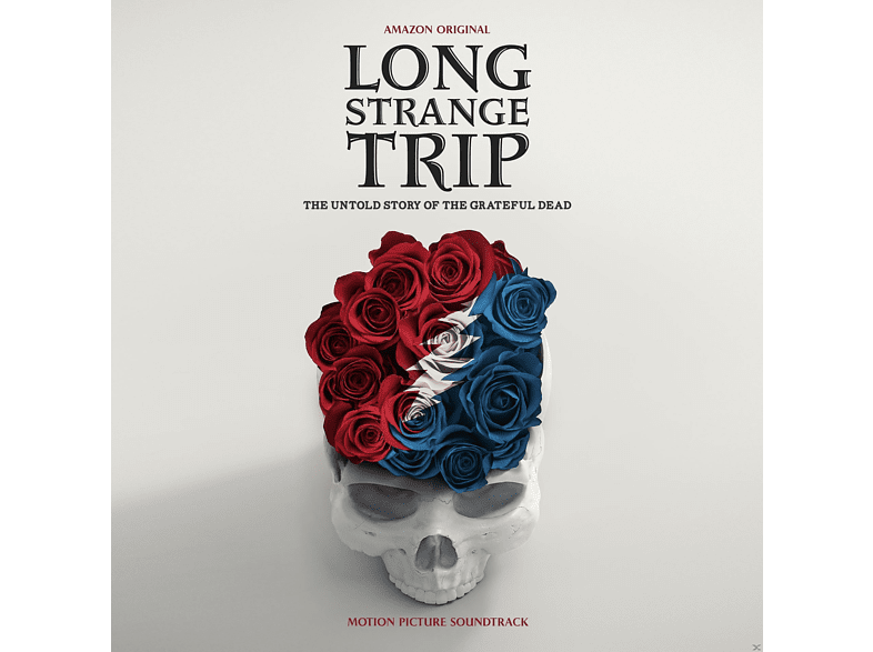 Grateful Dead - Long Strange Trip Soundtrack [CD]