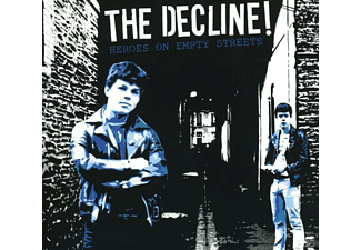 Decline - Heroes On Empty Streets - (CD)