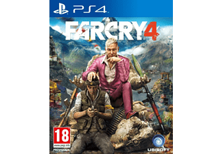 UBISOFT Far Cry 4 PlayStation 4 Oyun