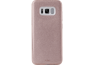 PURO Shine Galaxy S8 Handyhülle, Rose Gold