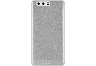 PURO Shine Collection Backcover Huawei P10 Lite  Silber