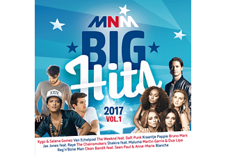 MNM Big Hits 2017 Volume 1 CD