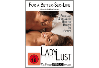 For A Better Sex Life: Lady Lust - Was Frauen... - (DVD)