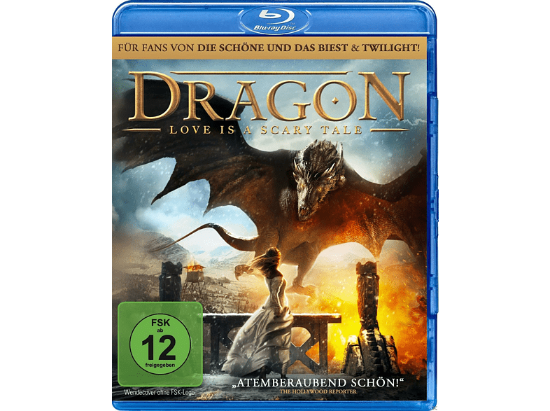 Dragon - Love Is a Scary Tale (Limited Special Edition) [Blu-ray]