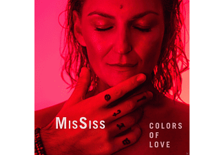 Mississ - Colors of Love - (CD)