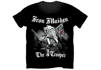 Iron Maiden T-Shirt Sketched Trooper